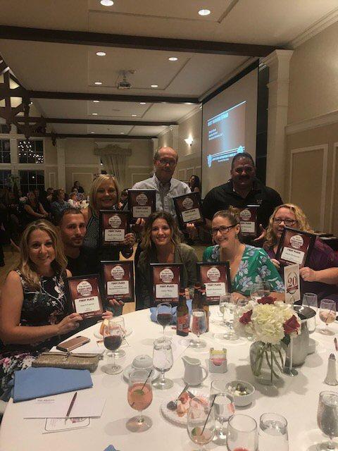 Hunts Team Awards